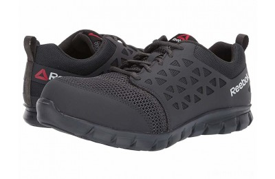 Reebok Work Sublite Cushion Work Comp Toe EH Grey - SALE