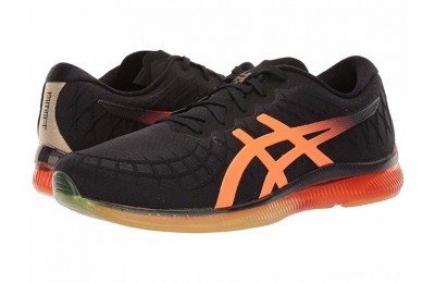 ASICS GEL-Quantum Infinity™ Black/Shocking Orange - SALE