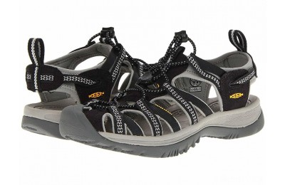 Keen Whisper Black/Neutral Gray