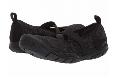 Keen Hush Knit MJ CNX Black/Raven