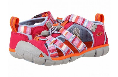 Keen Kids Seacamp II CNX (Toddler/Little Kid) Bright Rose Raya