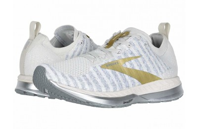 Brooks Bedlam 2 White/Grey/Gold - SALE