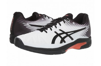 ASICS Solution Speed FF White/Black - SALE