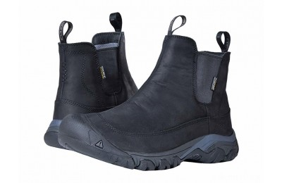 Keen Anchorage Boot III Waterproof Black/Raven