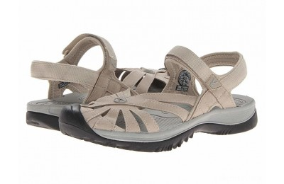 Keen Rose Sandal Aluminum/Neutral Gray