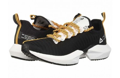 Reebok Sole Fury SE Black/White/Solar Gold - SALE