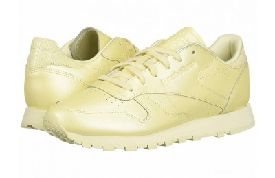 Reebok Lifestyle Classic Leather Washed Yellow - SALE