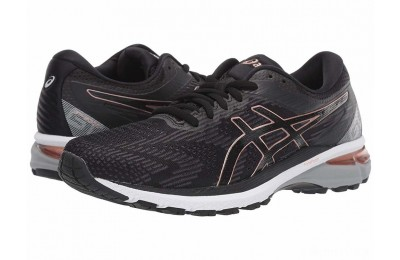 ASICS GT-2000 8 Black/Rose Gold - SALE