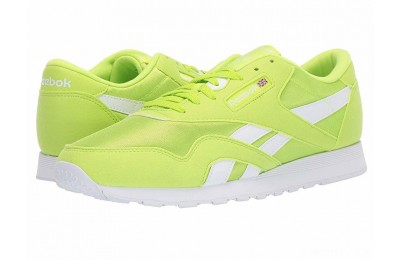 Reebok Lifestyle Classic Nylon Color Neon Lime/White - SALE