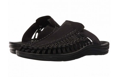Keen Uneek Slide Black/Black