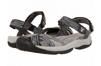 Keen Bali Strap Neutral Gray/Black