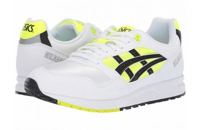 ASICS Tiger Gel-Saga Safety Yellow/Black - SALE