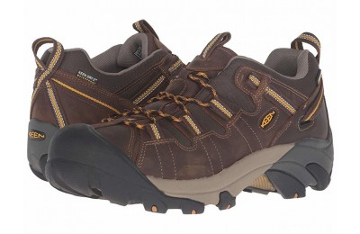 Keen Targhee II Cascade Brown/Golden Yellow
