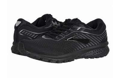 Brooks Ghost 12 Black/Grey - SALE