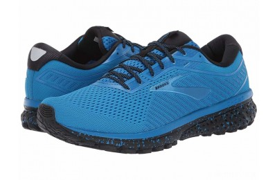 Brooks Ghost 12 Electric Blue/Black - SALE