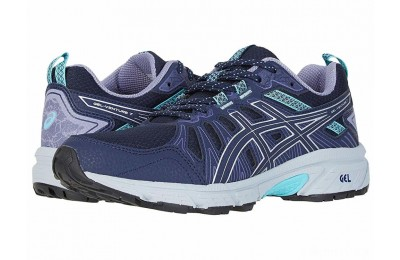 ASICS GEL-Venture® 7 Black/Silver - SALE