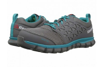 Reebok Work Sublite Cushion Work Grey/Turquoise - SALE