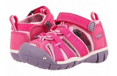 Keen Kids Seacamp II CNX (Toddler) Very Berry/Lilac Chiffon