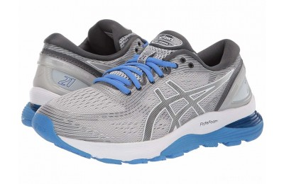 ASICS GEL-Nimbus® 21 Mid Grey/Dark Grey - SALE