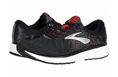 Brooks Glycerin 17 Black/Ebony/Red - SALE