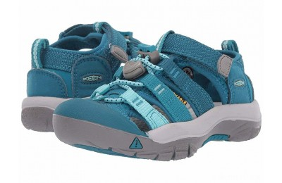 Keen Kids Newport H2 (Toddler/Little Kid) Deep Lagoon/Tahitian Tide
