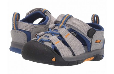 Keen Kids Newport H2 (Toddler) Paloma/Galaxy Blue