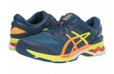 ASICS GEL-Kayano® 26 Mako Blue/Sour Yuzu - SALE