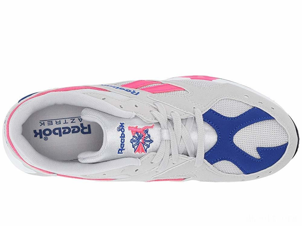 Reebok Lifestyle Aztrek Grey/Pink/Royal/White/Black - SALE
