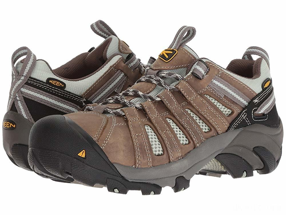 Keen Utility Flint Low Drizzle/Surf Spray