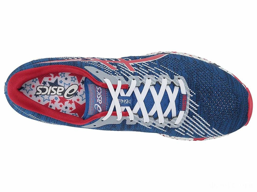 ASICS GEL-DS® Trainer 24 Imperial/Speed Red - SALE