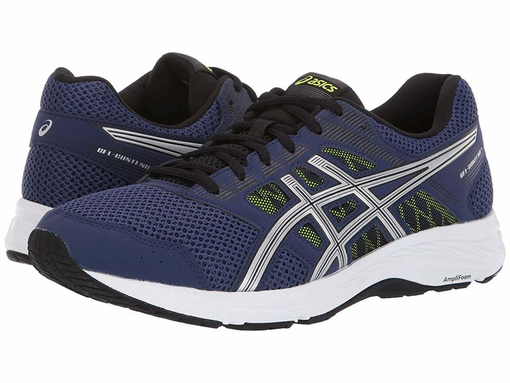 ASICS GEL-Contend® 5 Indigo Blue/Silver - SALE