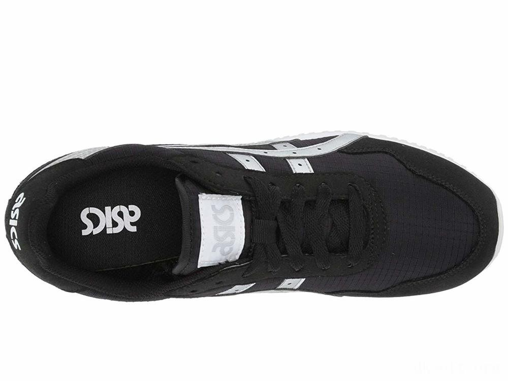 ASICS Tiger Tiger Runner Black/Silver - SALE