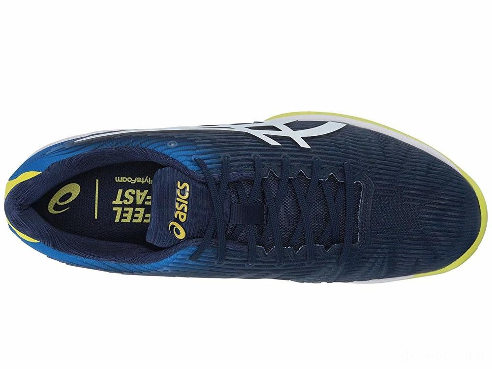 ASICS Solution Speed FF Blue Expanse/White - SALE