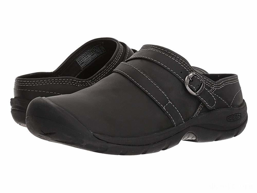 Keen Presidio II Mule Black/Steel Grey
