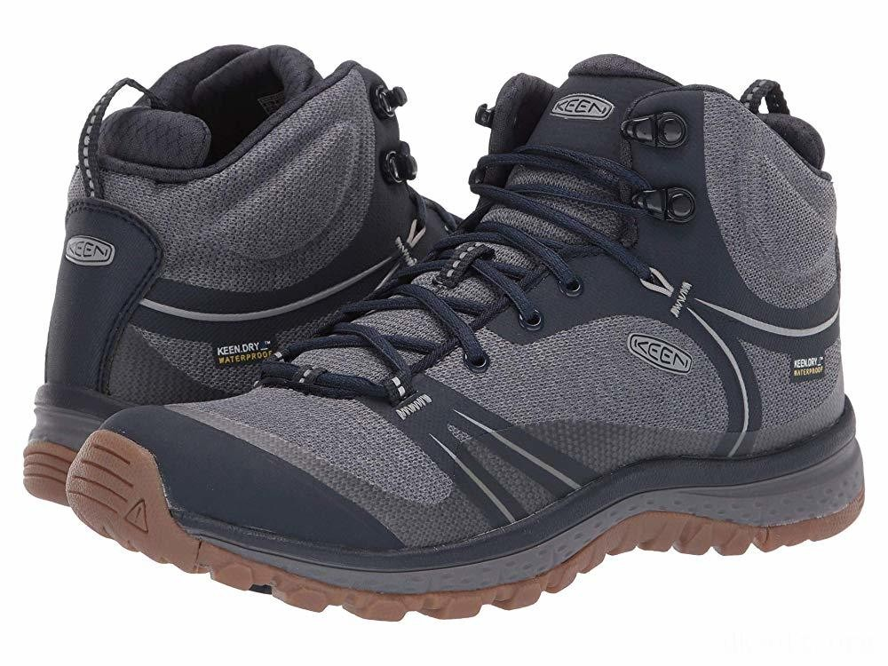 Keen Terradora Mid WP Blue Nights/Blue Mirage