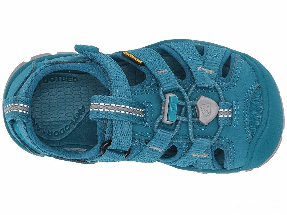 Keen Kids Seacamp II CNX (Toddler/Little Kid) Tahitian Tide