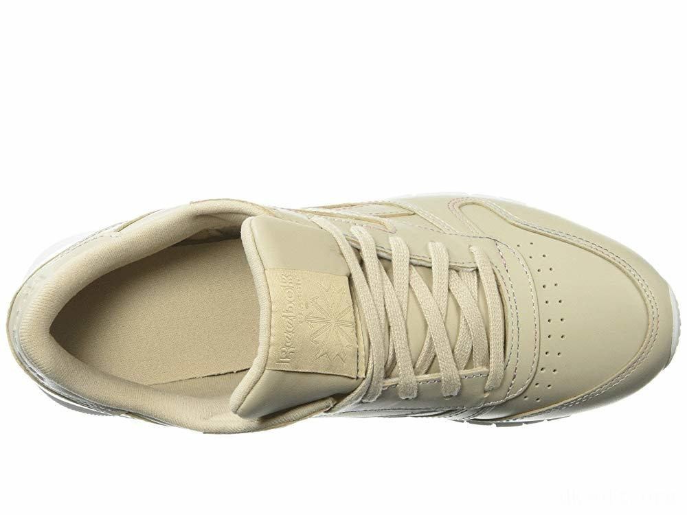 Reebok Lifestyle Classic Leather Parchment/Spirit White - SALE
