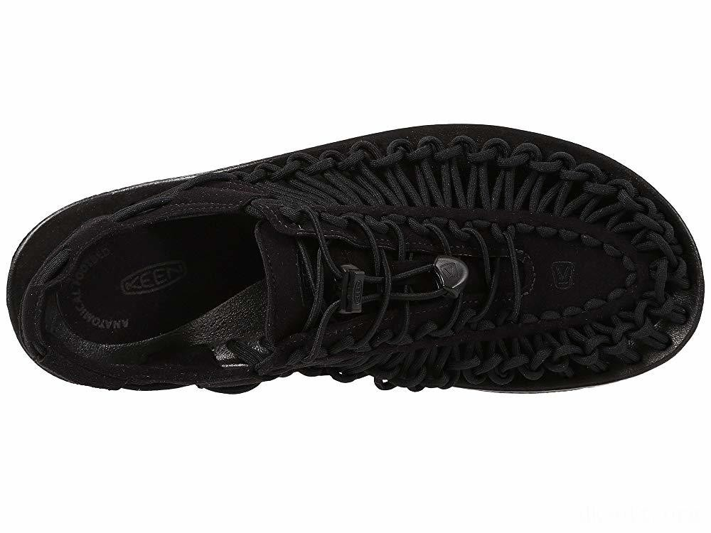 Keen Uneek Black/Black