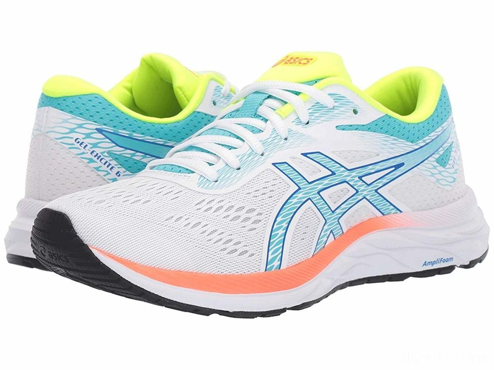 ASICS GEL-Excite® 6 White/Ice Mint - SALE