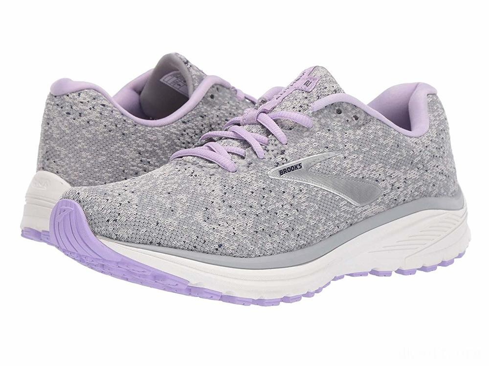 Brooks Anthem 2 Grey/Purple/Navy - SALE