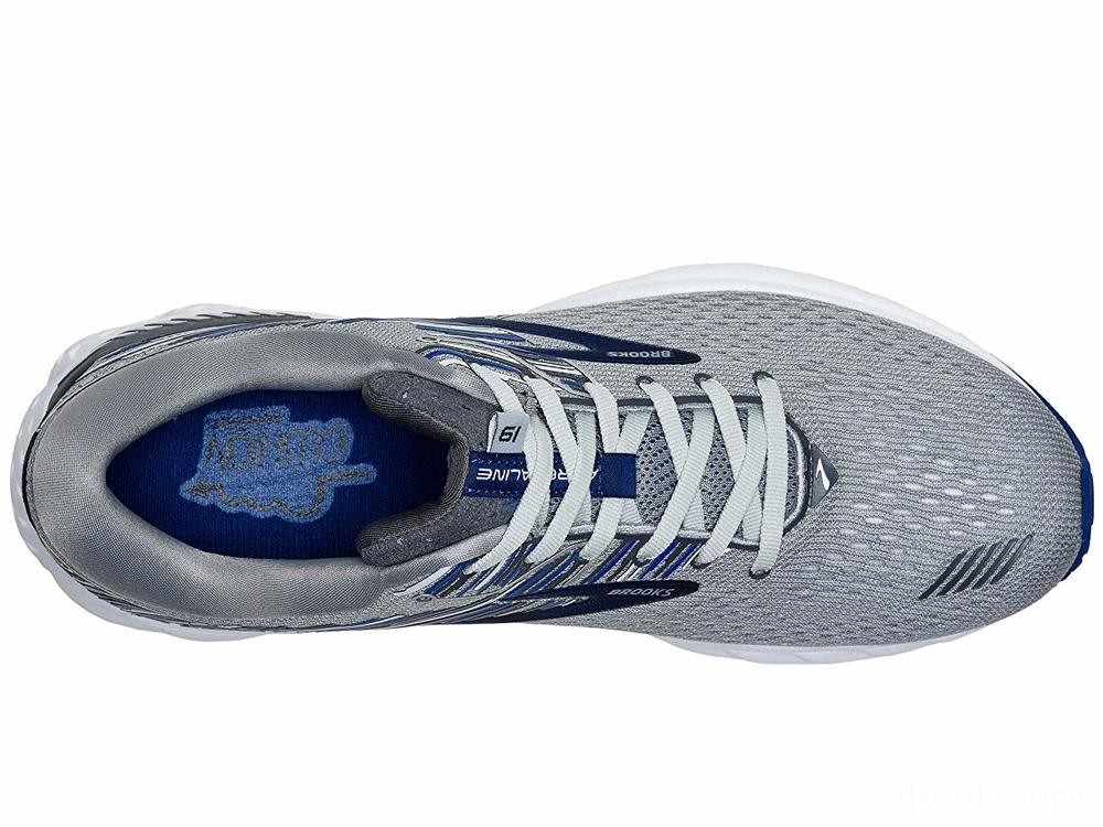 Brooks Adrenaline GTS 19 Grey/Blue/Ebony - SALE