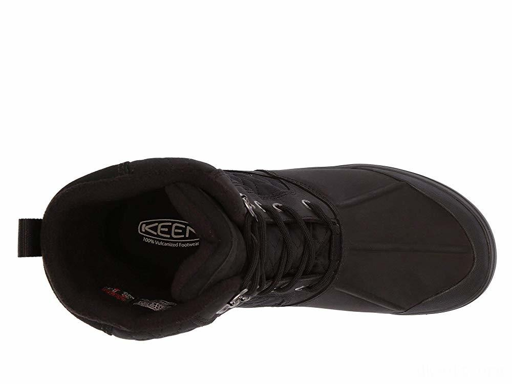 Keen Elsa II Quilted Waterproof Black/Raven