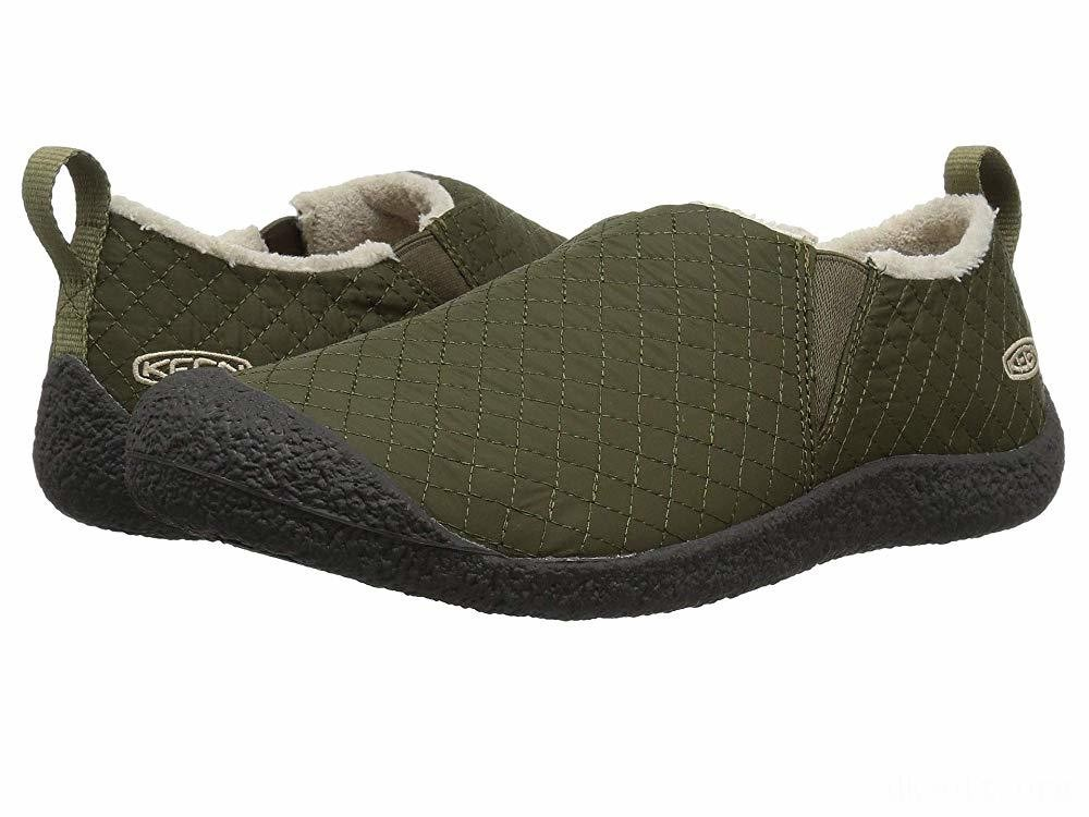 Keen Howser III Quilted Martini Olive