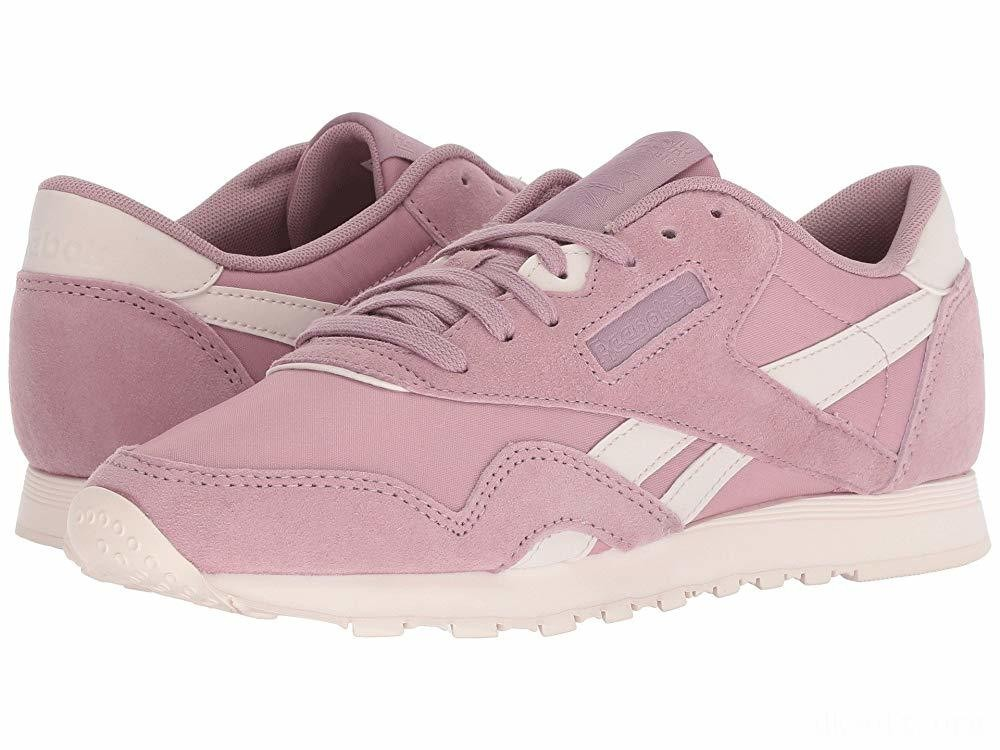 Reebok Lifestyle Classic Nylon Infused Lilac/Pale Pink - SALE