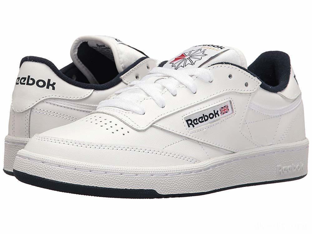 Reebok Lifestyle Club C 85 Int/White/Navy - SALE